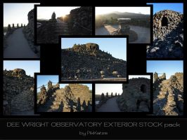 DeeWright Observatory Exterior by PikKatze