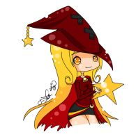 Witching Stars by jedec