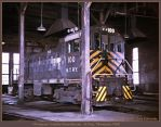 Minnesota Transfer Roundhouse by classictrains