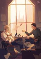 Chess by MisterLIAR