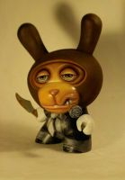 pulp fiction dunny by JasonJacenko