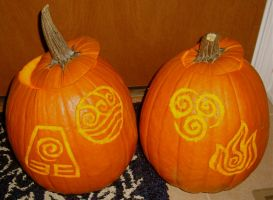 Four Nations - Pumpkin Style 2 by pah-her-pul