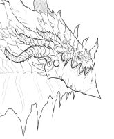 Deathwing round 3 by Jay--Zilla