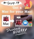 BigMac Finder Icon by Tobibrocki