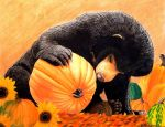 Bearly Autumn by Kstar2105