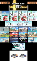 SSB4 Updatz 4 - Hai hai hai hai, one two one two! by UMSAuthorLava