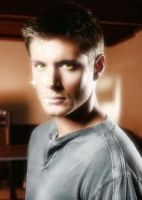 Jensen Ackles as Carlisle by DamiensConsort