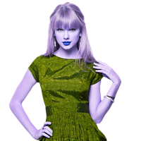 Taylor Wore A Blueberry Dress by MouthlessWonder