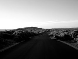 The road ahead by LPeregrinus