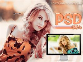 PSD.OO4 by LauraClover
