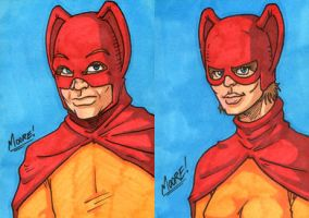 PSC-Catman 'n Kitten by SeanRM