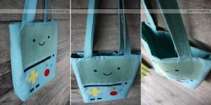 bmo tote bag by resubee