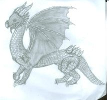 Dragon to be redlined by lolcatsarelol