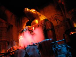 Studios Great Movie Ride 6 by AreteStock