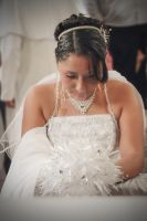 wedding of  Guadalupe and Jose by RobAPez