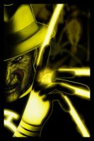 Sinestro Corp Freddy by halwilliams