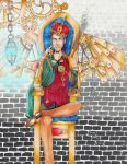 Steampunk King Angel Guy...? by Scented-Candle