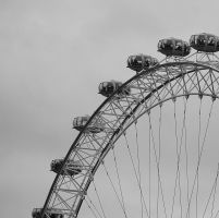 The London Eye by xcookiefacex