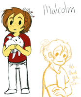 Malcolm by MissPomp