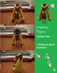 Lopunny Figure by tai-fire-cat