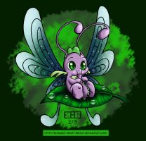 Baby Spike Breezie - Colored by Burning-Heart-Brony
