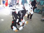 Crouching Liger Zero by Dregrith