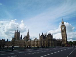 Houses of Parliament by Georgya10