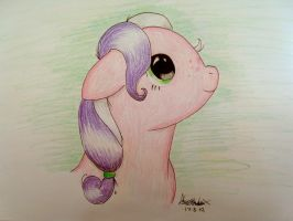 My Little Portraits - Sweet Thing by XcubX