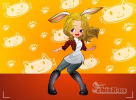 Bunny by AlphonseElric13