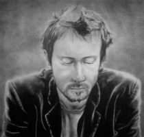 Damien Rice in Graphite by donaldson1026