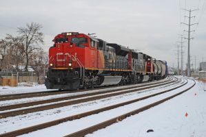 CN IHB Lincoln Ave 2, 1-16-11 by eyepilot13