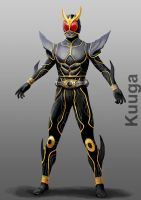 Kamen Rider Kuuga Ultimate Form by doneplay