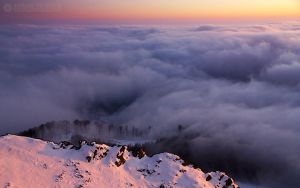 Over the clouds IV by adypetrisor