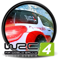 World Rally Championship 4 (WRC4) - Icon by Blagoicons