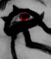 The eye by shower-zombie