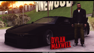 Dylan-Maxwell by DiegoGraphics