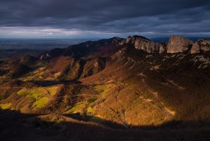 Col de Tourniol by vincentfavre