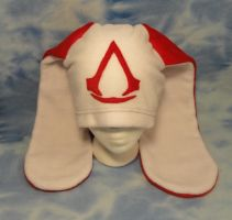 Assassins Creed Bunny Hat Ezio by HatcoreHats