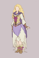 Lilly concept (old) by Phanteia