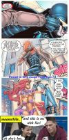 Roy Harper and the Outlaws by Jasontodd1fan