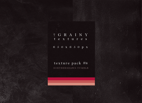dark and grainy I texture pack by northerndawn