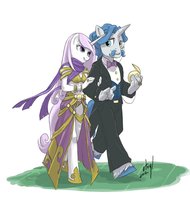 Exquisite Company by atryl