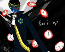 Time's up. by MHD0524
