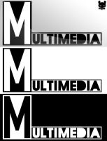Multimedia logo by christ139