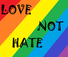 Love NOT Hate by AnzuSasaki