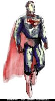 Superman by hexeno