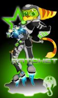 Ratchet Arrato by LuckyLombaX