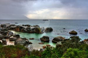 Boulder Beach IV - Exclusive HDR by somadjinn