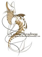 Custom Greater Arcadiness by Inner-Realm-Adopts