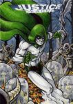 DC: Justice League - The Spectre by tonyperna